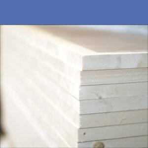 Massivholzplatten 1-Schicht